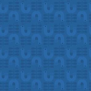 nordic birdie blue Med
