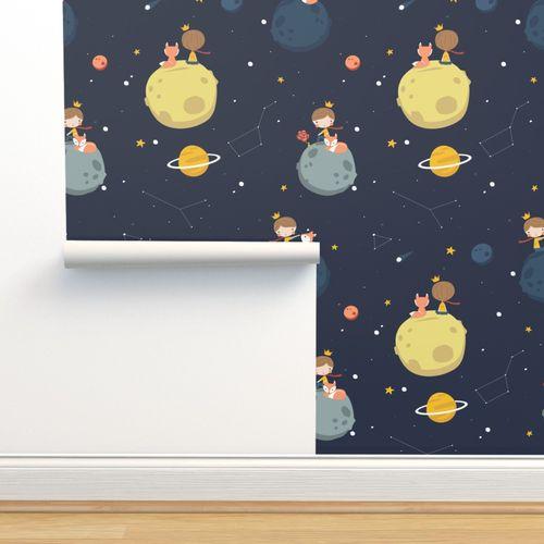 Wallpaper Petit Prince