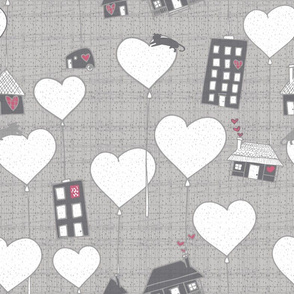 Lge_Home_is_where_the_heart_is_Grey_darker_texture