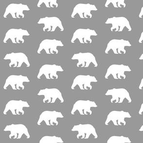 Bear Hike // Grey