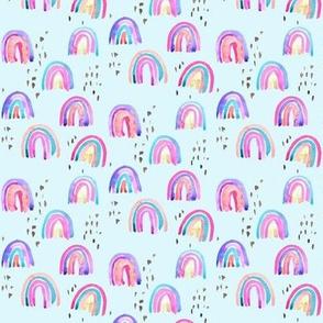 rainbows in the sky mini