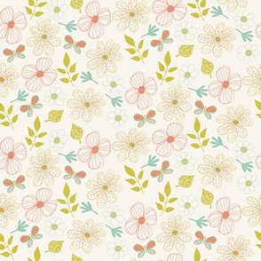 Unconditionally-Multi Floral 1