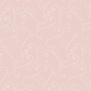 Unconditionally-Pink Swirl
