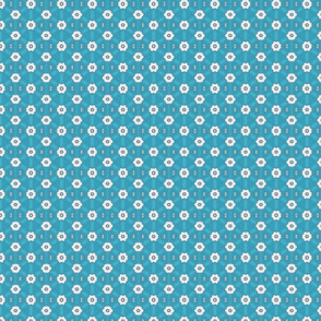 kaleid_blue_flower_circ_tile