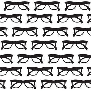 Sunglasses b/w