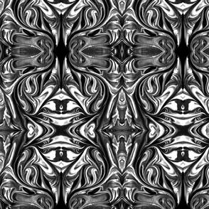 Brain Blender shade of gray