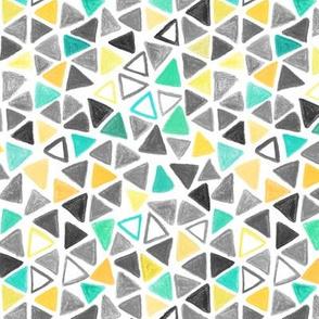 Crayon Triangles