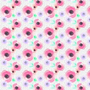 Indy Bloom Design Polka Floral B