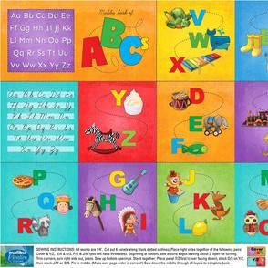 Soft Book - ABCs