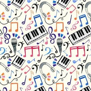 Good Beats - Music Notes & Symbols