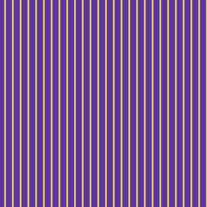 purple and orange pinstripe