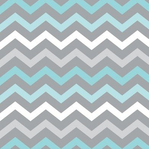 little one chevron flip