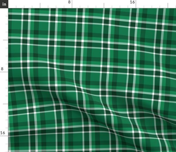 5876989 christmas green plaid by binge crafter