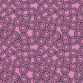 Sally Swirl Pattern Two
