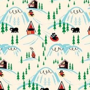 Bear Mountain Tubing