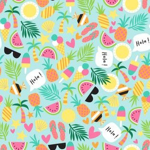 Tropical novelty