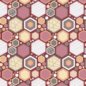 Hip Hexagons (Regal)