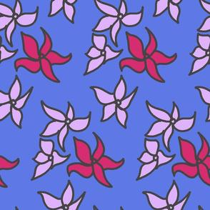 Dancing Flowers 1