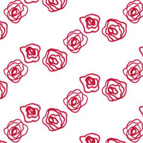 Roses Stripes