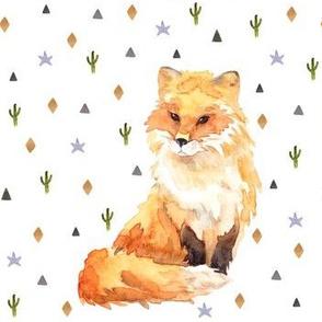 """7"""" Fox / Wild One Aztec"""