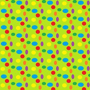 Ice Cream Party Theme - Dots