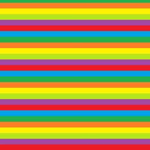 Ice Cream Party Theme - Stripes