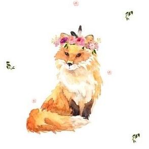 """7"""" Floral Fox / Wild One"""
