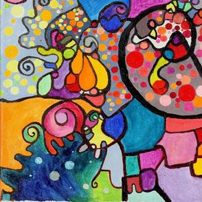 psychedelic attractor