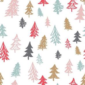 Forest Sketch (Medium)