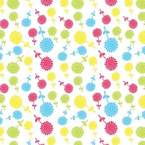 Blossom Colorful