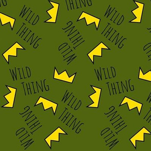 Wild Thing Repeat