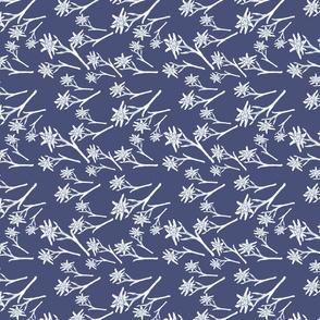 Edelweiss Dark Blue