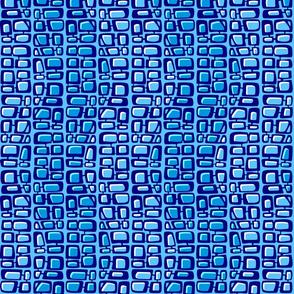 wavy bricks