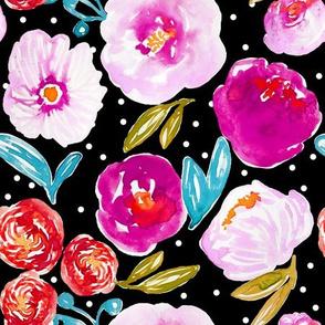 Indy  Bloom Poppy Bloom BLACK