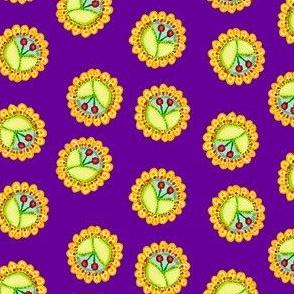Cherry_Medallions_Purple