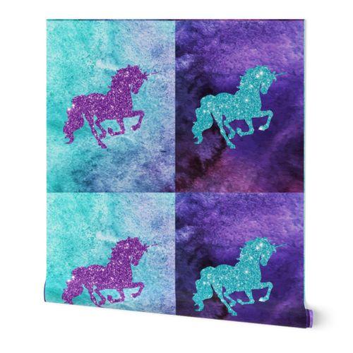 5913175 galaxy unicorn bag panels by lambandewecrafts