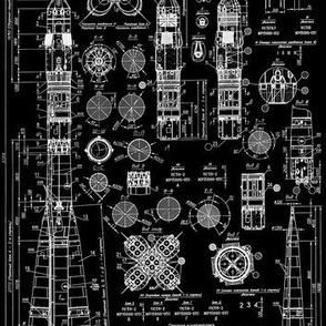 Soyuz Blueprints