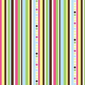 Ice cream stripes