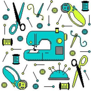 Stitch-Bit: Sewing Meets Technology