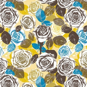 Alayna's Autumn roses 2