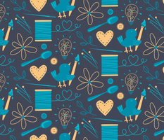 Happiness is Spoonflower