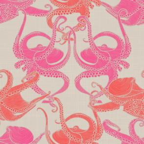 Cephalopod - Octopi - Brilliant
