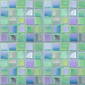 watercolour squares