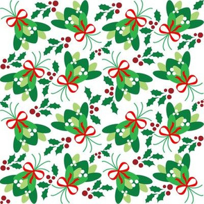 It's time for Mistletoe and Holly
