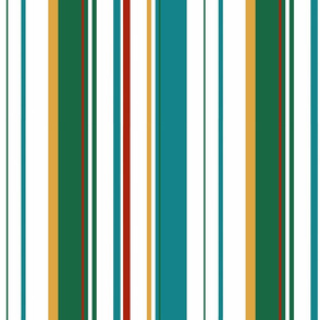 Thick and Thin Stripes