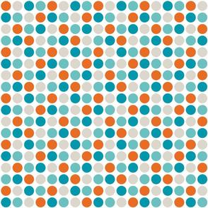 Polka Dots Bright