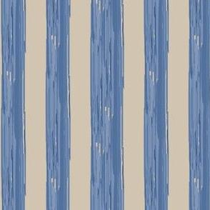 16-06g Blue Wood Grain Painted Stripe Tan Khaki_Miss Chiff Designs