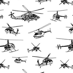 Helicopters // Small