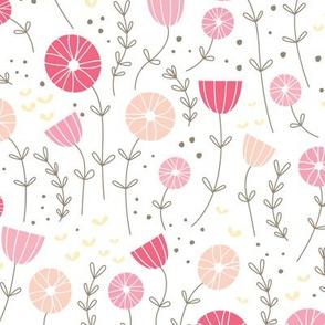 Candy Garden - pink