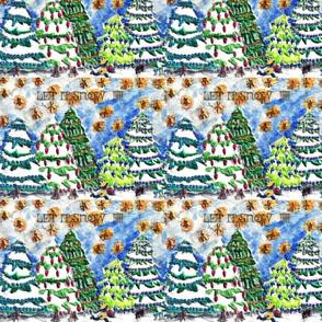 Outdoor Decor-Let It Snow!!!